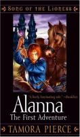 ALANNA , THE FIRST ADVENTURE