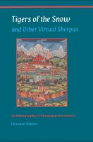 Tigers of the Snow and Other Virtual Sherpas