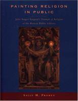Painting Religion in Public