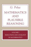 Mathematics and Plausible Reasoning
