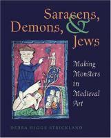 Saracens, Demons, & Jews
