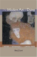 The Modern Art of Dying
