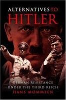 Alternatives to Hitler
