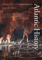The Princeton Companion to Atlantic History