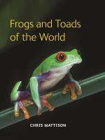 Frogs and Toads of the World