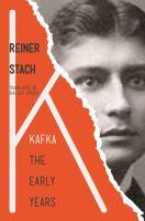 Kafka, the Early Years