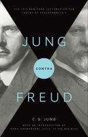 Jung Contra Freud