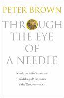 Through the Eye of A Needle