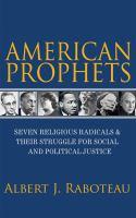 American Prophets