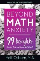 Beyond Math Anxiety