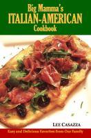 Big Mamma's Italian-American Cookbook