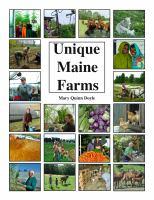 Unique Maine Farms