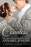To Tame A Countess