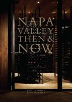 Napa Valley Then & Now