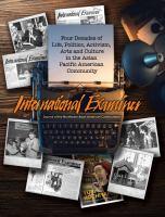 International Examiner, Journal of the Northwest Asian American Communities