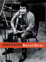 John Prine Beyond Words