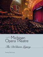 Michigan Opera Theatre