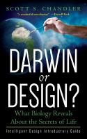 Darwin or Design?