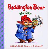 Paddington Bear All Day