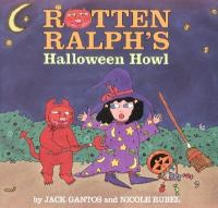 Rotten Ralph's Halloween Howl