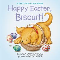 Happy Easter, Biscuit!