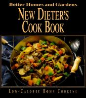New Dieter's Cook Book