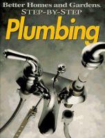Step-by-step Plumbing
