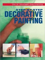 Step-by-step Decorative Painting