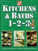 Kitchens & Baths 1-2-3