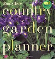 Country Garden Planner