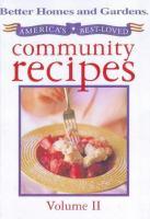 America's Best-loved Community Recipes