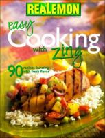 Realemon Easy Cooking With Zing