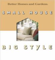 Small House Big Style