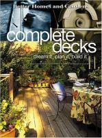 Complete Decks