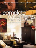 Complete Basements, Attics & Bonus Rooms