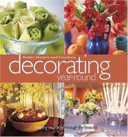 Decorating Year-round