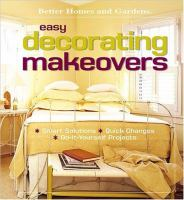 Easy Decorating Makeovers