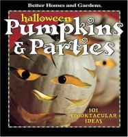 Halloween Pumpkins & Parties