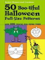 50 Boo-tiful Halloween Full-size Patterns
