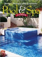 Better Homes and Gardens Pool and Spa Planner