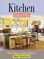 Kitchen Idea File