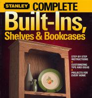 Stanley Complete Built-ins, Shelves and Bookcases