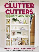 Clutter Cutters