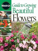 Guide to Growing Beautiful Flowers