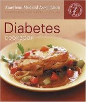 American Medical Association Diabetes Cookbook