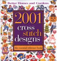 2001 Cross Stitch Designs
