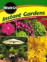 Miracle-Gro Instant Gardens