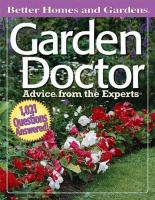 Better Homes and Gardens Garden Doctor