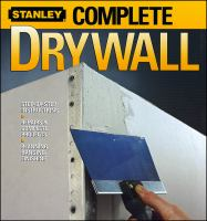 Stanley Complete Drywall