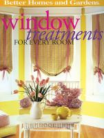 Better Homes and Gardens Window Treatments for Every Room